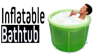Water Beauty Extra Large Double Inflatable Bathtub