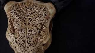 Ukir Bali Bone Carving