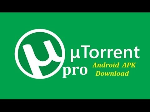 free download utorrent pro version for android