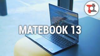 PICCOLO, POTENTE e ben OTTIMIZZATO: HUAWEI MATEBOOK 13! | Recensione ITA | TuttoTech