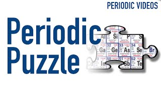 Piecing Together the Periodic Table Jigsaw