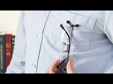 ReadeREST | Clip On Glasses Holder