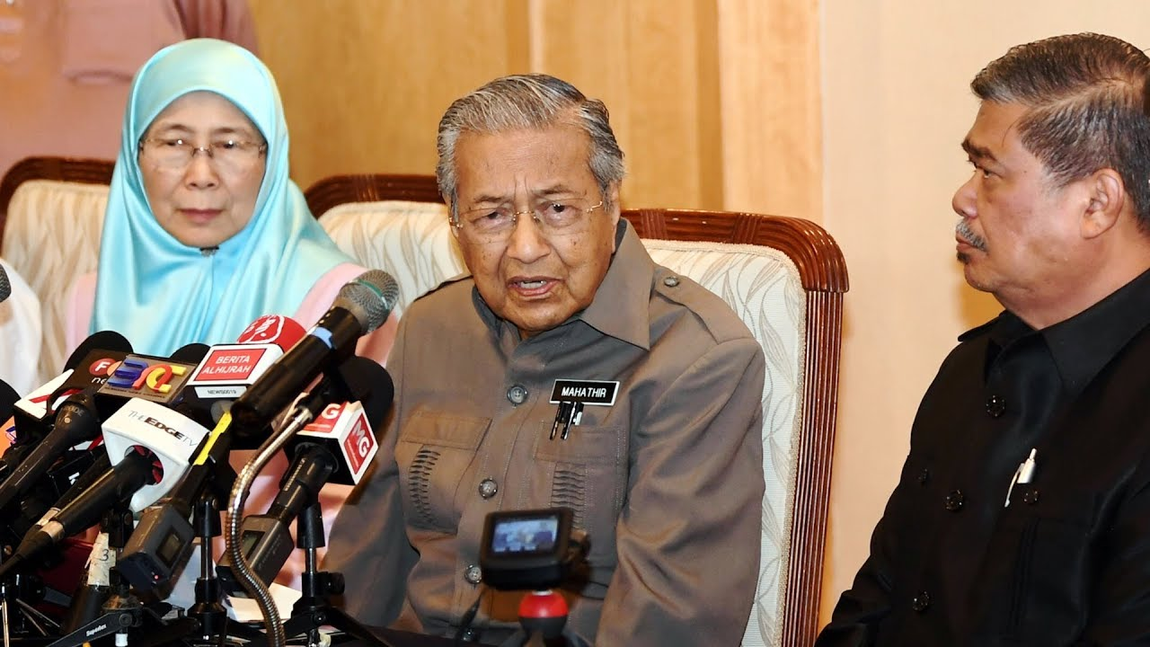 Tun M on frozen accounts, Jho Low, China deals, Zakir Naik and more