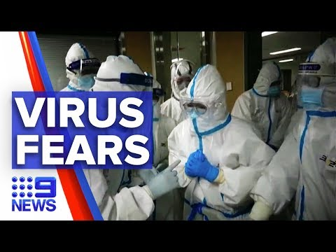 Coronavirus: 55 people exposed to disease in Australia | Nine News Australia