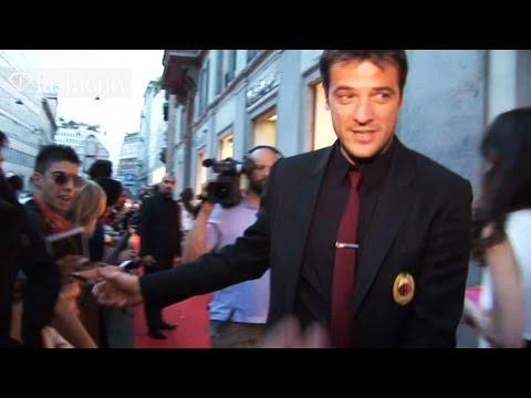 Dolce & Gabbana: Milan Fashion Soccer Players Portraits ft AC Milan Footballers | FashionTV FTV FMen