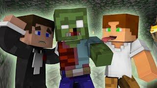 Прохождение карт Minecraft: МЕРТВЫЙ ШИФР!