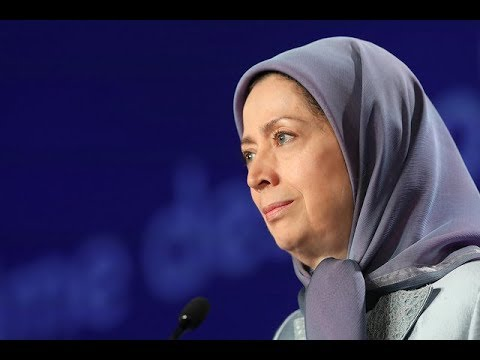 Maryam Rajavi The clerical regime's overthrow is certain and within reach