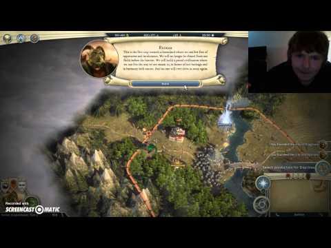 Age of Wonders III Elven Court Campaign Episode 12  