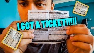 I GOT A TICKET!!!! | MOTOVLOG | VLOG | Nepal