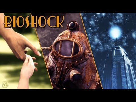 All Endings of Bioshock (incl. DLCs)