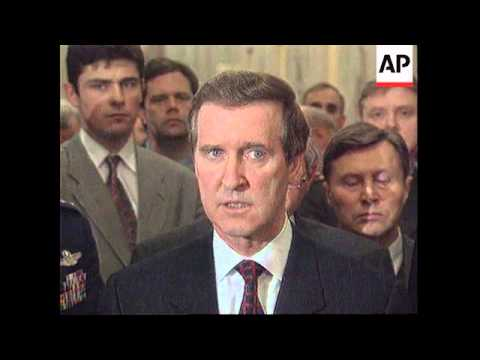 Russia - Cohen and Sergeyev discuss Iraq crisis