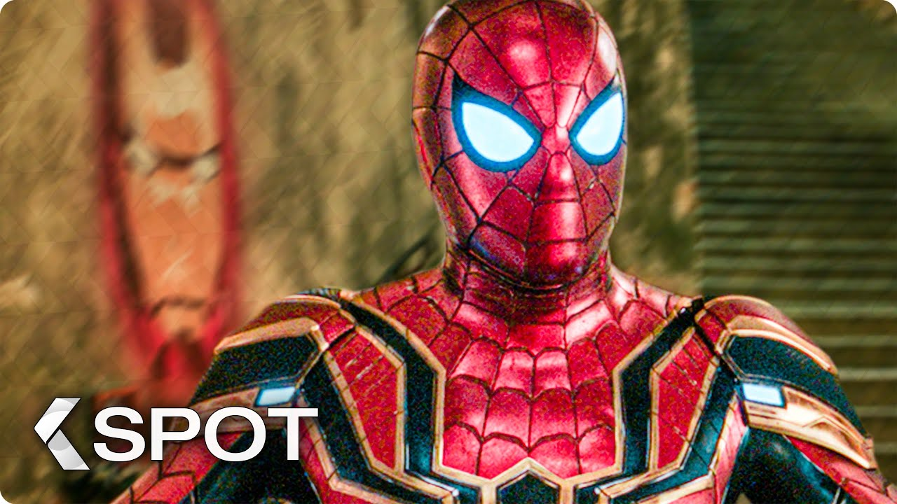 Stark Machte Dich Zum Avenger Spider Man Far From Home Spot Trailer 2019