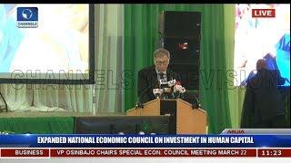 Bill Gates Laments Nigeria39s Low Income Status Despite Potentials Pt1 Extended NEC