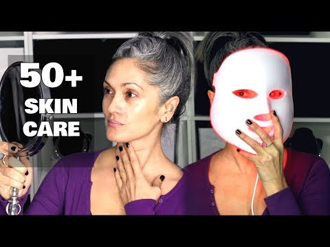 50+ SKIN CARE ROUTINE & ANTI-AGING TIPS | Winter 2019 thumbnail