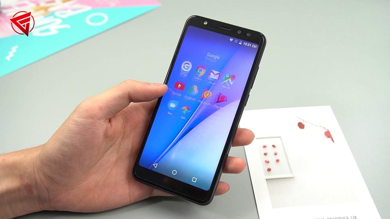 """Smartphone 1 Triệu – 4 Camera , Ram 2G/16G """" Vô Đối Phân Khúc Giá 1 Triệu """""""