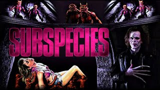 SUBSPECIES - Full Moon Features - Vampire film - FULL MOVIE - Watch FREE on TubiTV