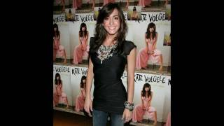 Afraid to Know - Kate Voegele NEW SONG FULL 2011 (Gravity Happens Deluxe Edition iTunes)