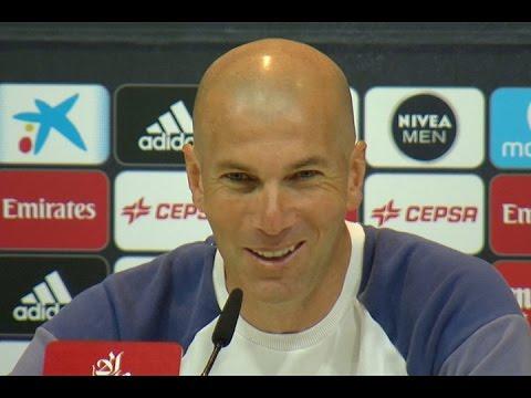 """Zidane sobre Ancelotti: """"Será un encuentro maestro-alumno"""""""