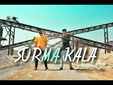 Surma Kaala Dance | Jassie Gill | Jass Manak | Rahul Nayak DanceLive  Choreography