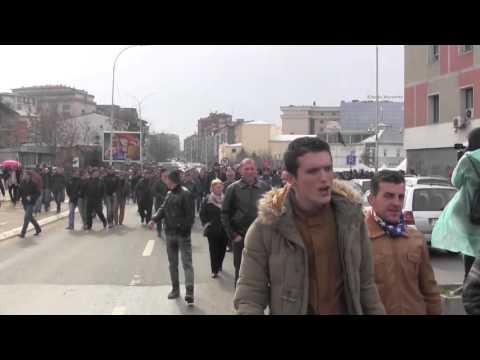 Potential Kosovo Presidential Vote Sparks Protests In Pristina
