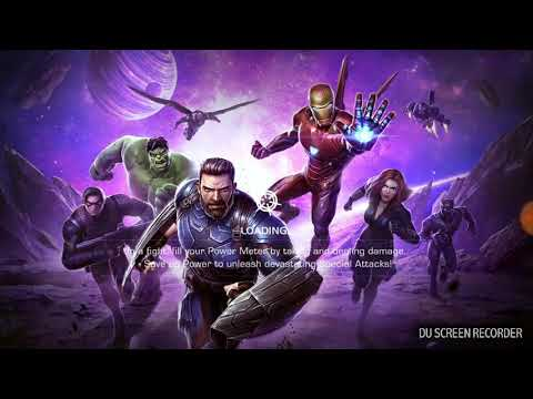 MARVEL contest of champions D-DAY