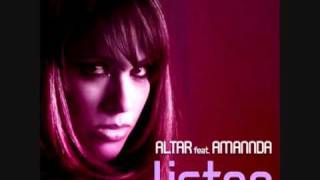 Altar Feat. Amannda - Listen (Bryan Reyes Private Mix)