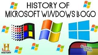 HISTORY OF MICROSOFT WINDOWS LOGO