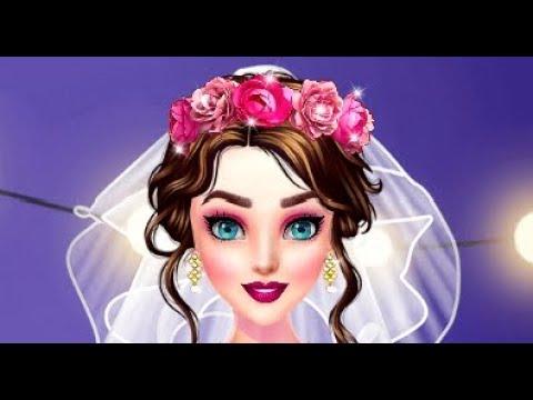 Girls Games, Bride Preparation, A Very Beautiful Game, Makeup, The Best Wedding Dresses العاب بنات