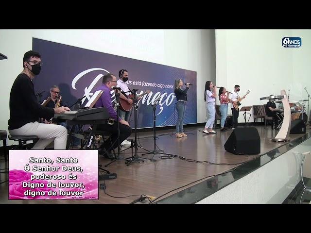 Culto Primeira Igreja Batista em Guarapari 09/05/21-9h