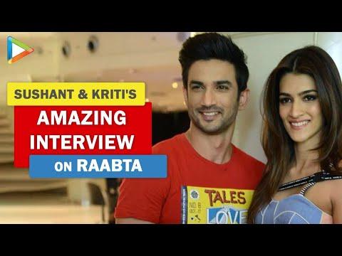 Sushant Singh Rajput | Kriti Sanon | Raabta | Full Interview | Shah Rukh Khan | Varun Dhawan