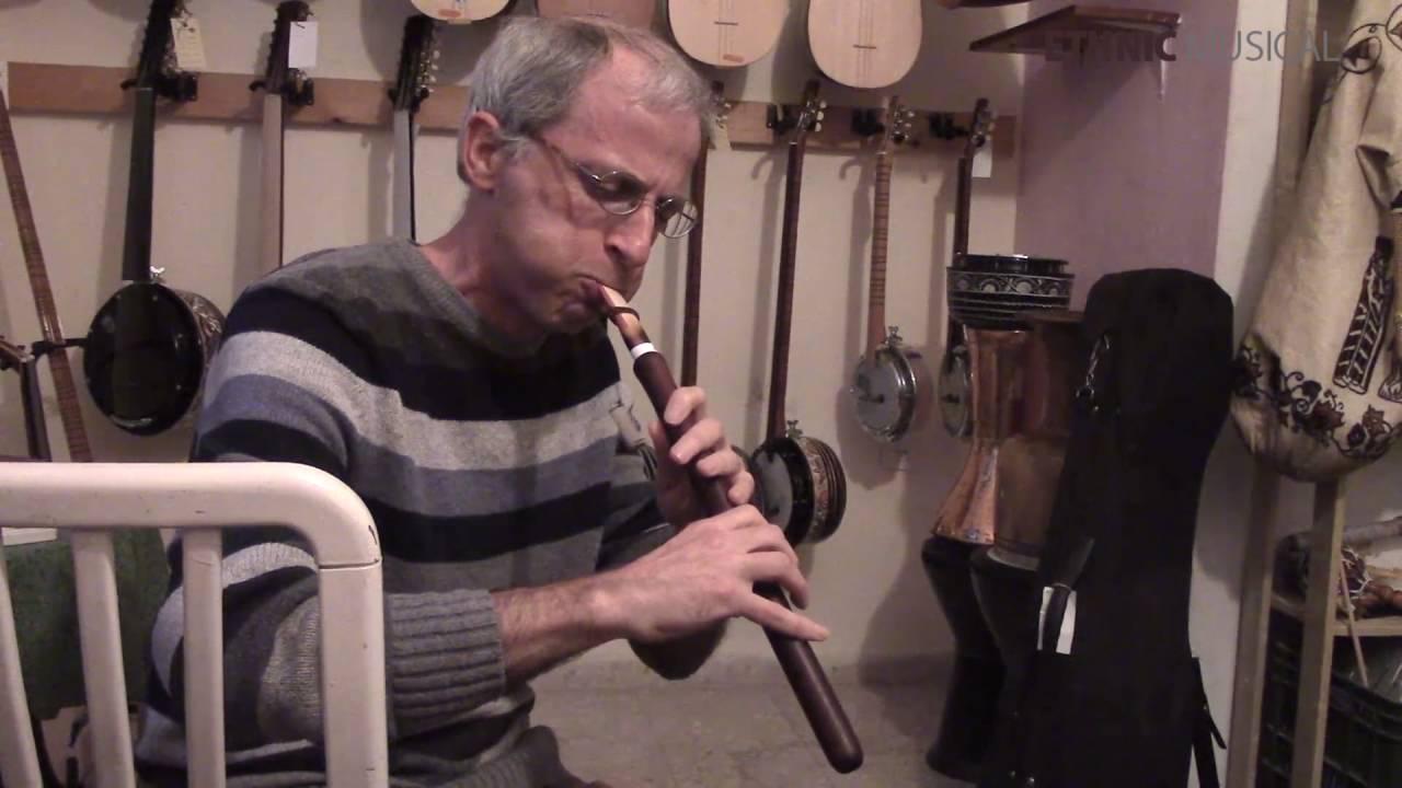 Professional Armenian Duduk - Key A by Master Karen Hakobyan - concert  quality