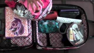 Summer Travel: Carryon Essentials