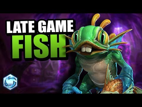 Murky - late game fish // Heroes of the Storm