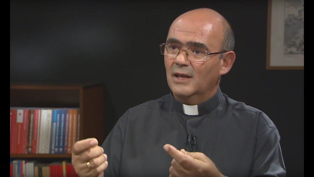 P. José Carlos Briñon Domínguez, SCJ