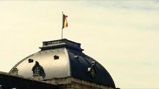 فيديو.. تدابير أمنية مشددة قبيل الاحتفال بالعيد الوطني البلجيكي