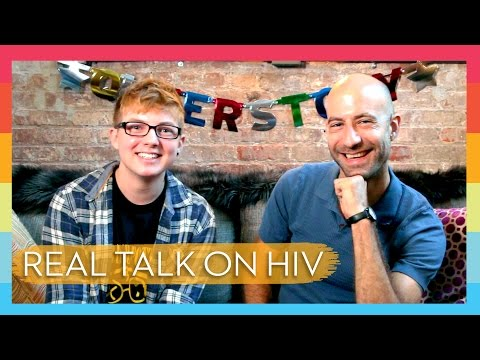 The Reality of Being HIV feat. Cecil Baldwin  QUEERSTORY