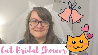Cat Themed Bridal Shower