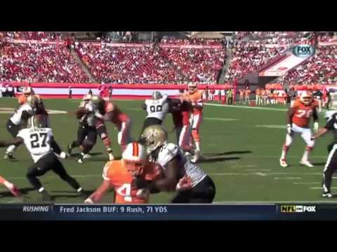 Josh Freeman 2012-2013 Highlights