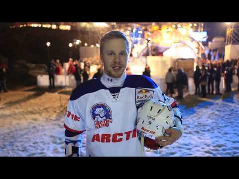 RedBull Crushed Ice интервью команды Arctic Energy