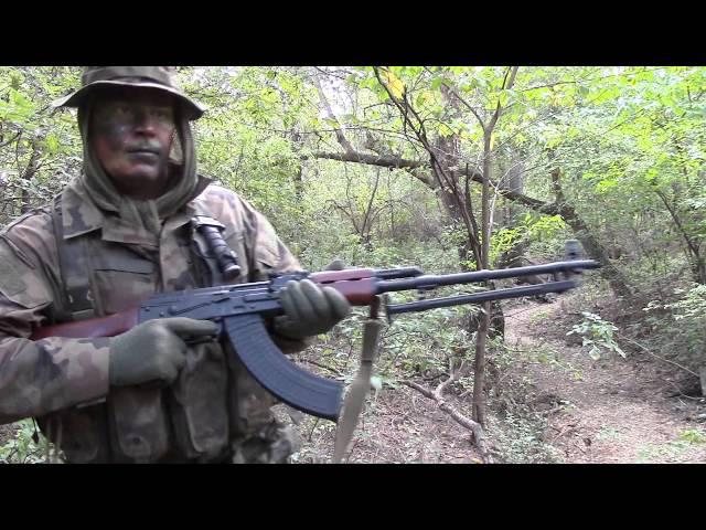 Polish WZ93 Camouflage Effectiveness
