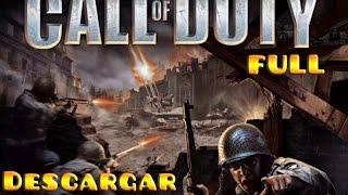 DESCARGAR Call Of Duty 1 FULL ISO ESPAÑOL