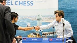 видео Аніш Гірі | Житомир Шахматный