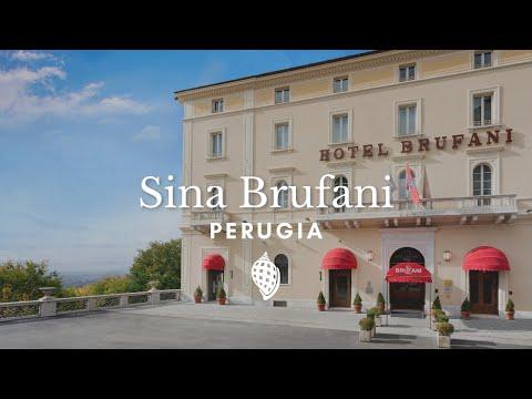 Sina Brufani - 5-star Hotel - Perugia, Italy