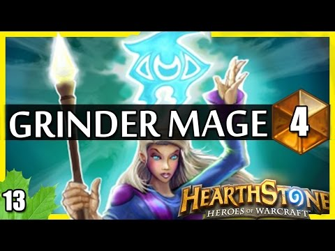 Hearthstone Grinder Mage - R.I.P. Coldlight Oracle, welcome Arcane Intellect #4