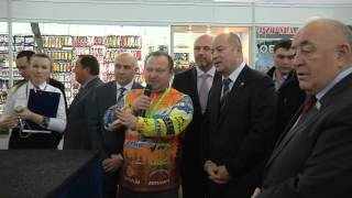 У Казані відкрилася спеціалізована виставка «Риболов Мисливець»