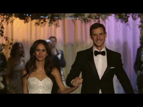 Monica and Brandon's Marathon Music Works Wedding