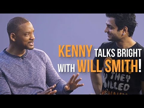 Talking to Will Smith & Joel Edgerton - Kenny Sebastian | Face to Face