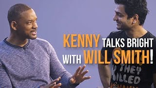 Talking to Will Smith & Joel Edgerton Kenny Sebastian | Face to Face