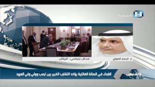 محلل سياسي: الزيارة تعيد مسار العلاقات السعودية الأمريكية إلى مسارها الصحيح