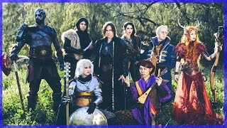 Check Out Critical Role 39 S New Intro